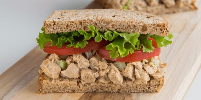 Plant-Based Canned Vegan Tuna Plans Global Launch