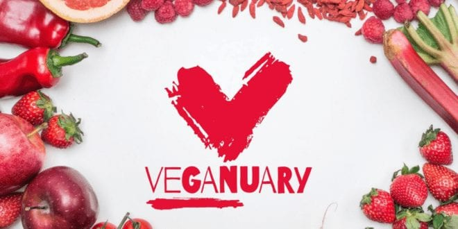 Record-breaking numbers go plant-based for Veganuary 2019