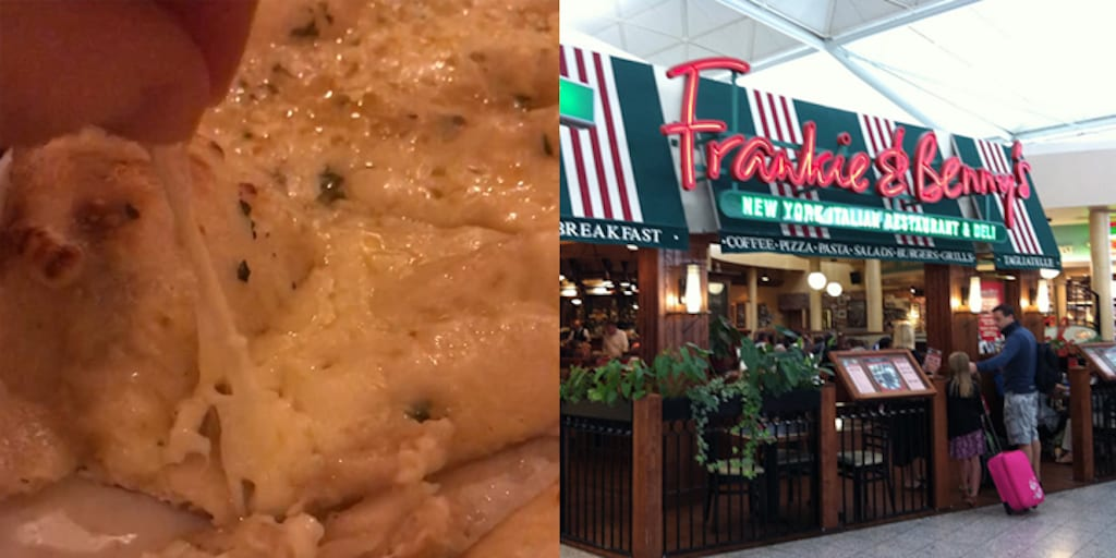frankie-and-bennys left vegans angry and sick after dairy blunders