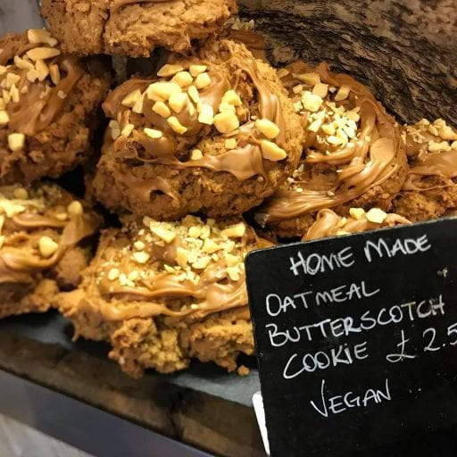 The meat pasty shop where vegan cakes outsell steak pasties