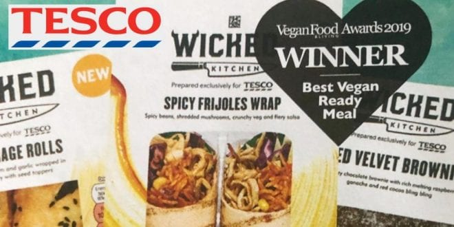 Tesco set for huge expansion of vegan range with 270 new products
