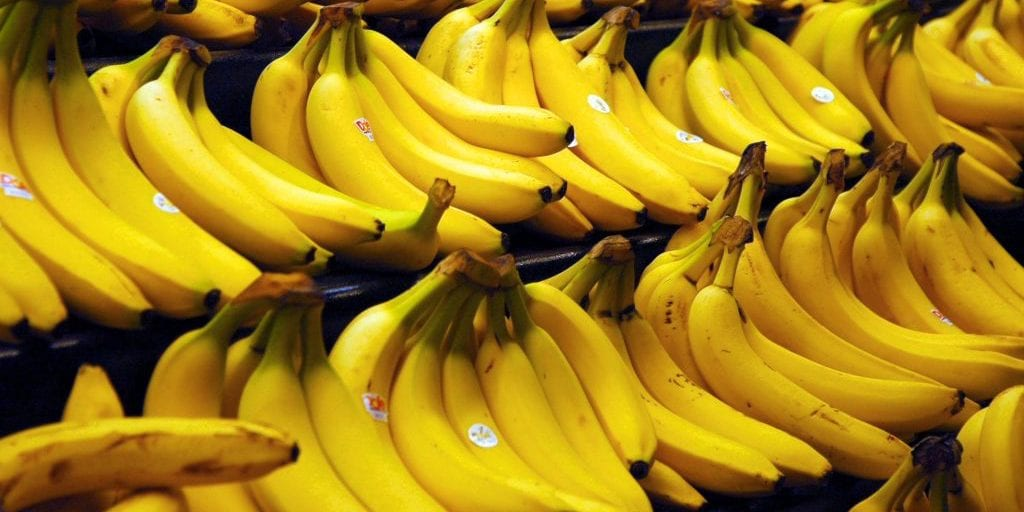 Dozens of Bananas