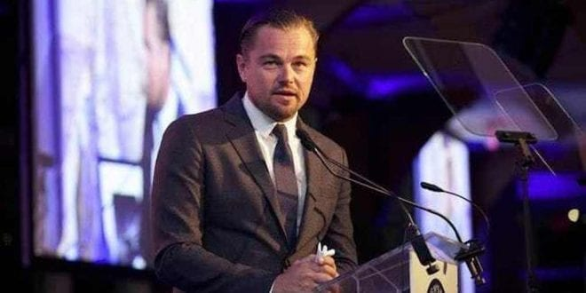 Leonardo DiCaprio vows to protect animals with new environment supergroup