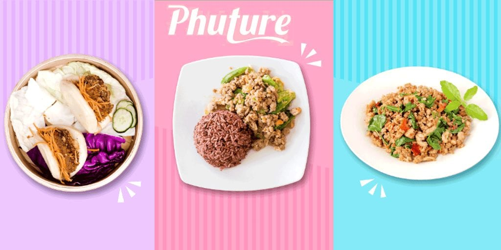 NEW Phuture Foods Plant Based Pork for Hong Kong