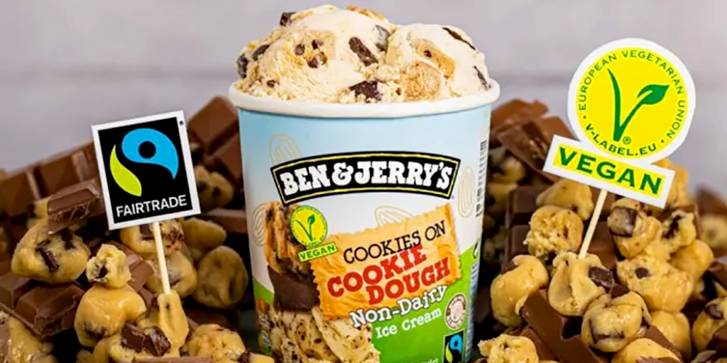 Ben & Jerry's to launch Vegan Cookie Dough Ice Cream