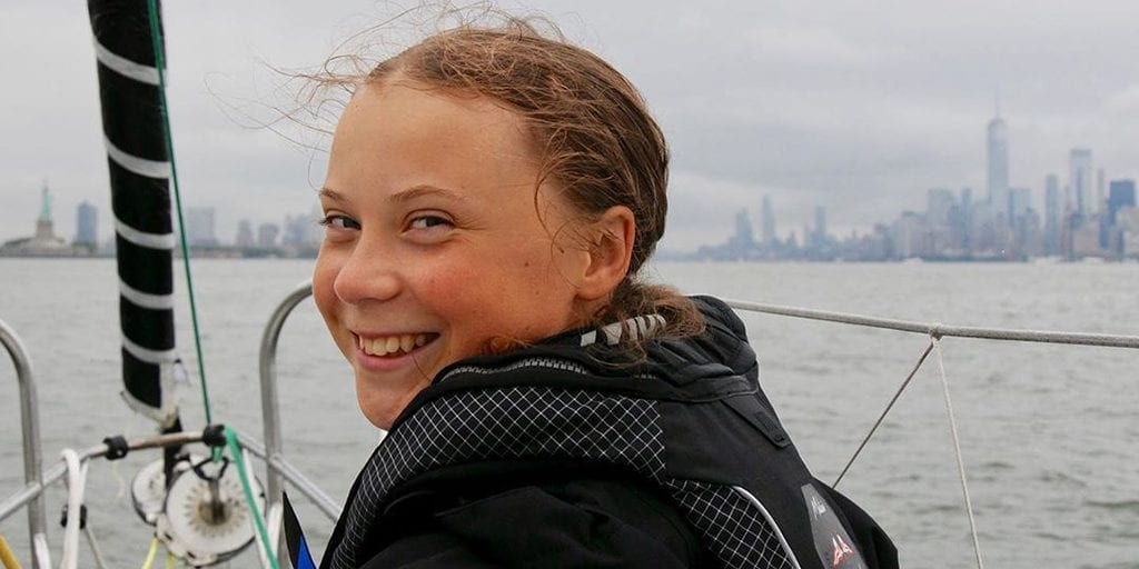 Greta Thunberg named in TIME's 'Women Who Will Change The World'
