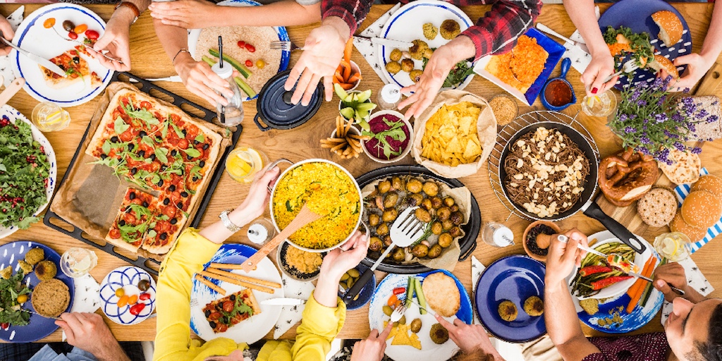 Half of US adults now replace meat and milk with vegan alternatives