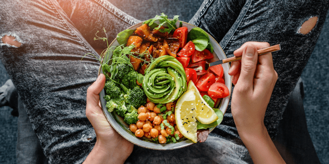 Study Vegan diet boosts weight loss without restricting calories