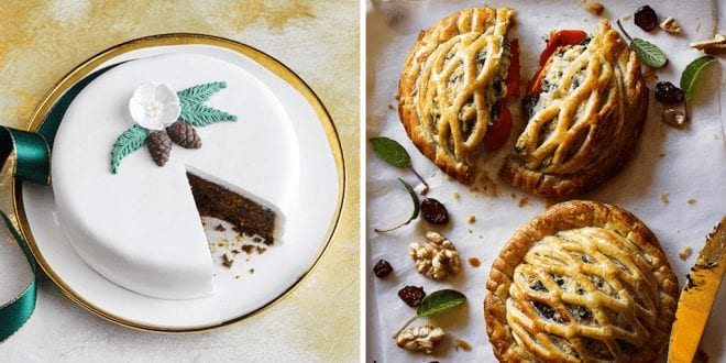 Waitrose reveals extensive vegan Christmas range