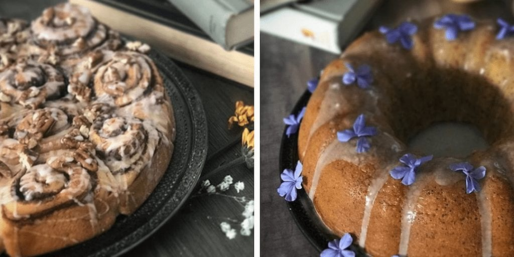 Baker creates vegan versions of every dish on the Great British Bake Off featured