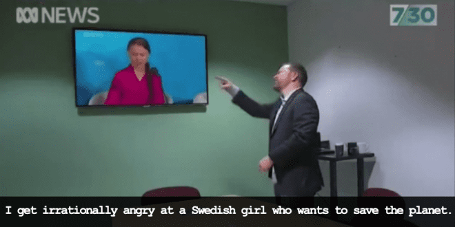 Greta Thunberg Helpline launched for 'middle-aged men' who are trolling her