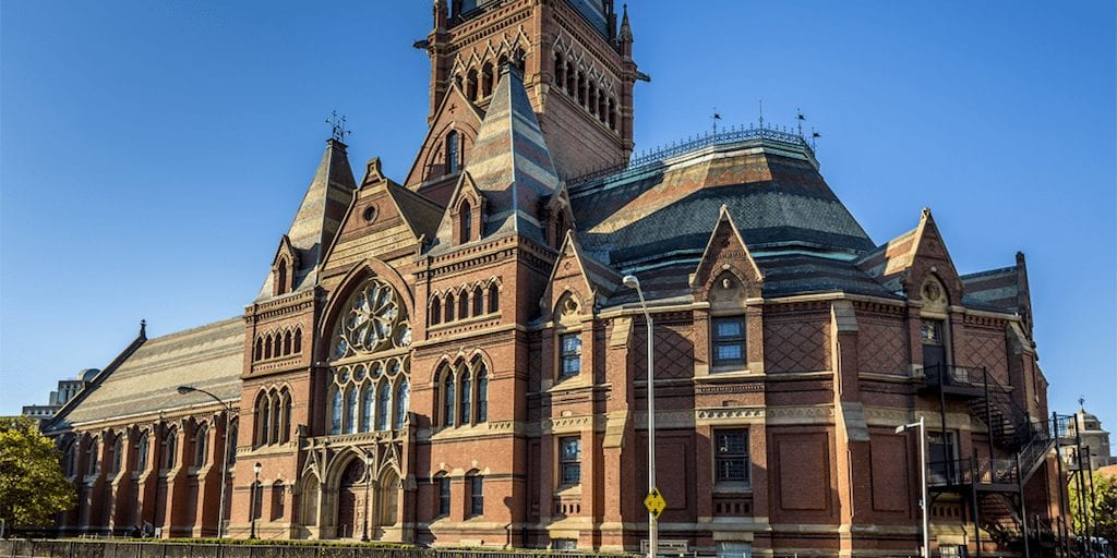 Harvard is going vegan to save the planet