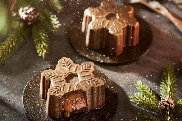 Iceland launches plastic and palm oil-free vegan Christmas range