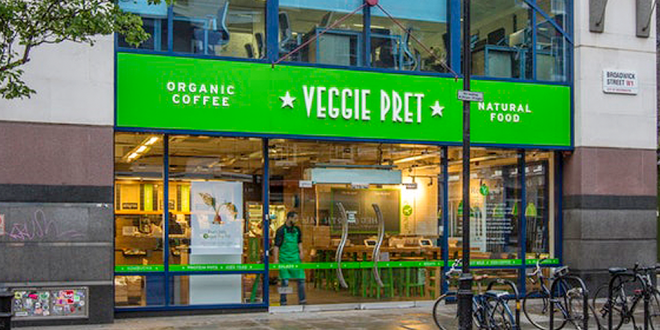 Pret a Manger to launch vegan versions of its most popular sandwiches