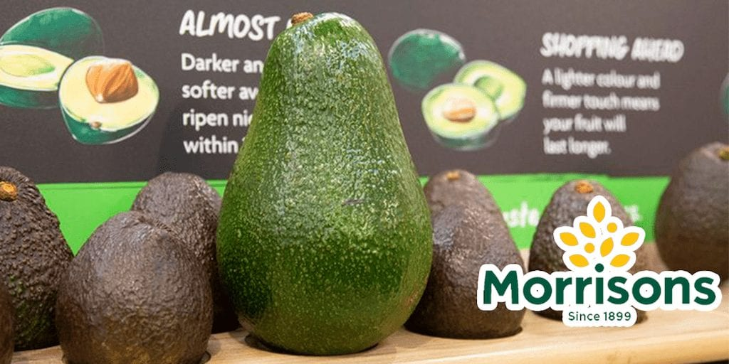 You can now get massive 1kg avocados at Morrisons