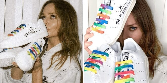 Adidas-and-Stella-McCartney-just-launched-the-second-pair-of-100-vegan-Adidas-Stan-Smith-sneakers