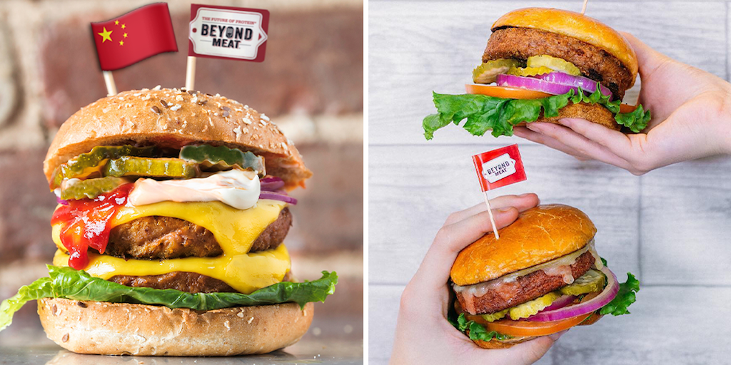 Beyond Meat aims to launch in China by next year
