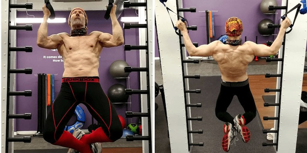 63-year-old vegan fitness athlete busts myths about vegans being 'pale, weak and skinny'