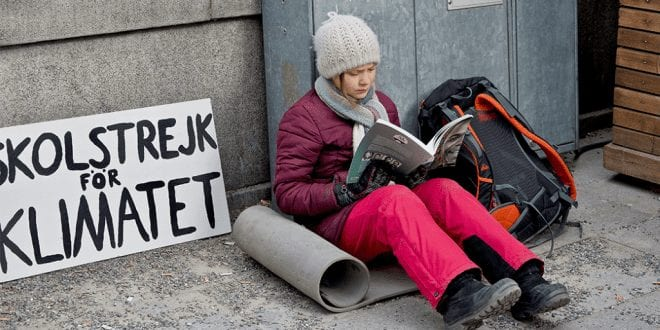 Greta Thunberg named Time's 2019 Person of the Year