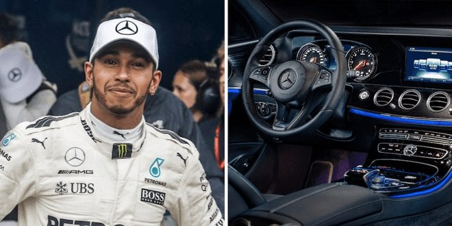 Lewis Hamilton wants Mercedes to ditch leather interiors