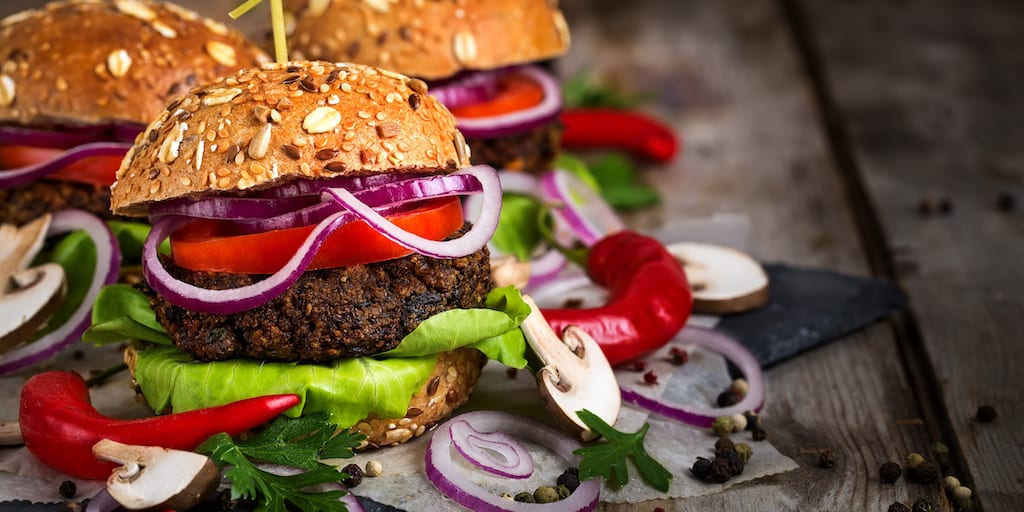 Plant-based meat burgers have saved quarter-million animals annually, says report