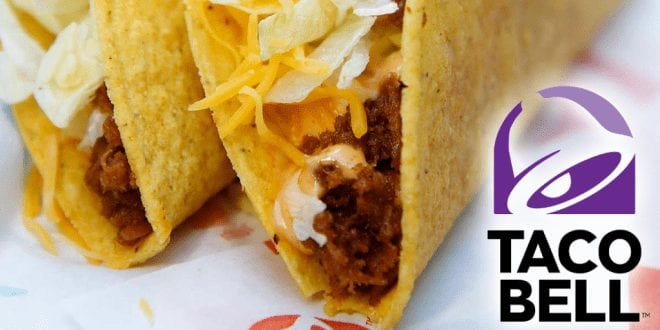 Taco Bell debuts vegan meat made from oats in Europe