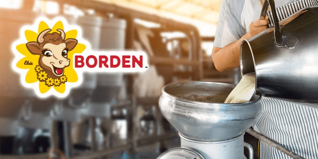 Borden is the second major US dairy processor to file for bankruptcy
