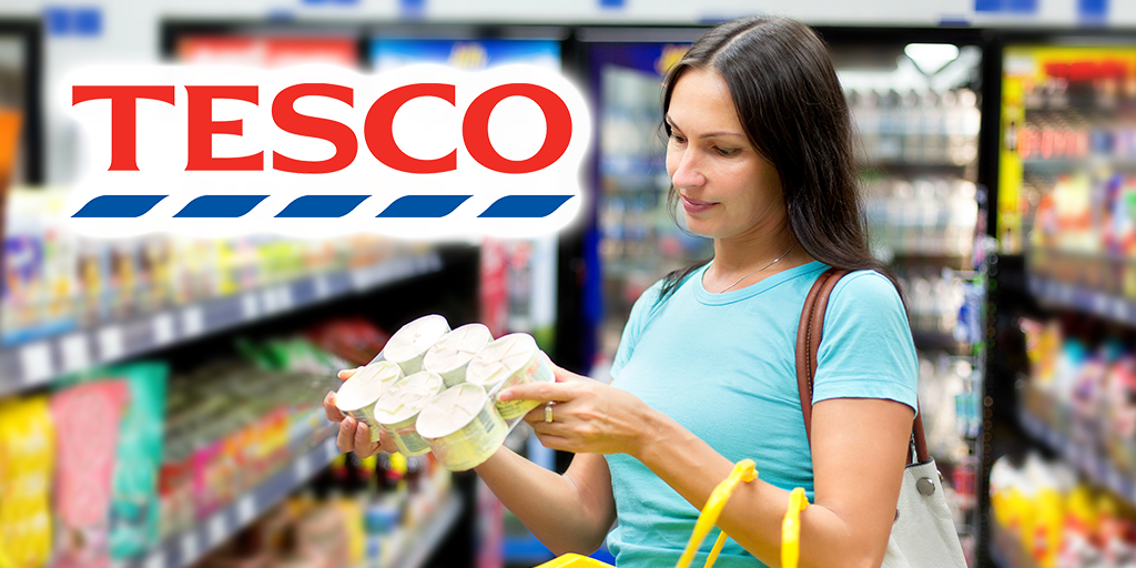Tesco to scrap 67 million plastic
