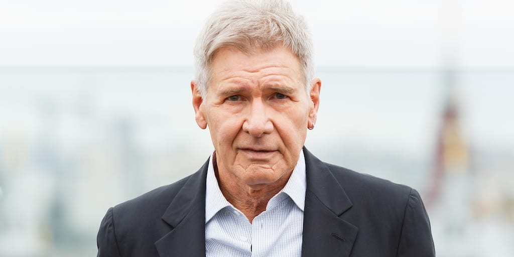 Harrison Ford has ditched meat and dairy because it is not 'good for the planet'