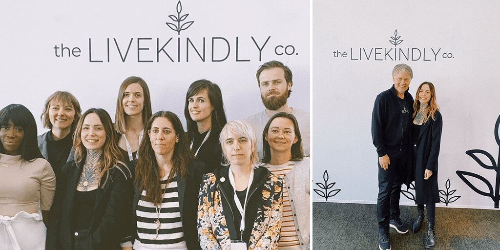 Global Food group acquires LIVEKINDLY media to expand reach and further the plant-based movement