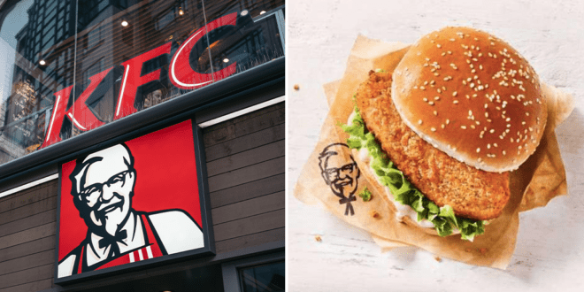 London KFC staff ridicule vegan customer after serving her a chicken burger