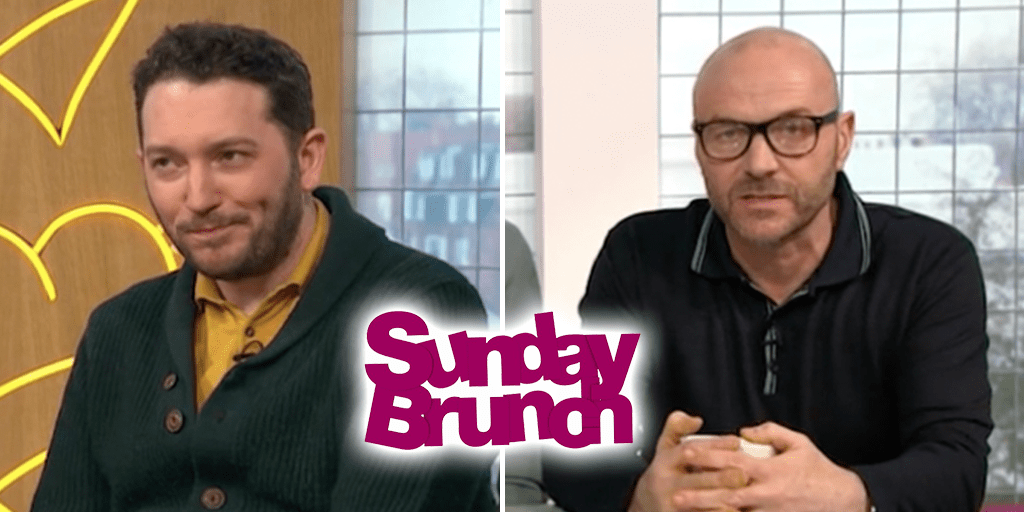 Simon Rimmer made to apologize for serving vegan comedian ghee on live TV