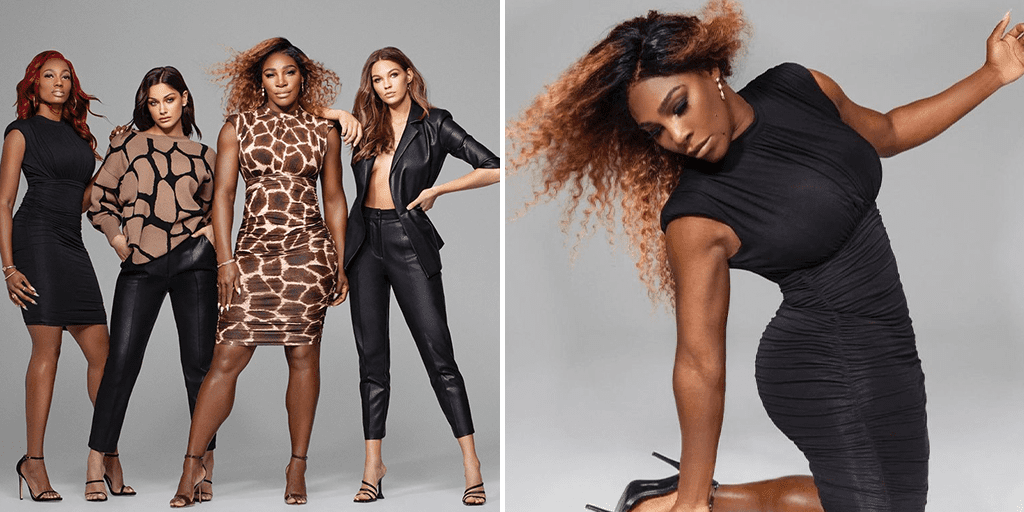 Tennis icon Serena Williams launches vegan leather line to tackle animal cruelty in the fashion industry