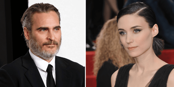 Factory farms responsible for breeding contagions like coronavirus, say Joaquin Phoenix and Rooney Mara