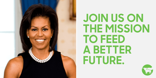 Michelle Obama and Beyond Meat partner to build a healthier America