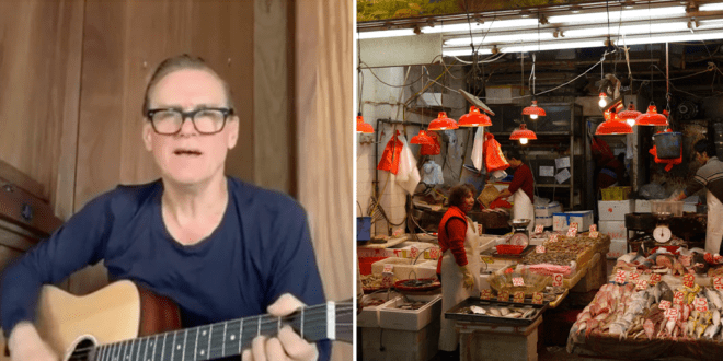 Bryan Adams blames 'bat eating' and 'virus-making greedy' wet markets for coronavirus crisis