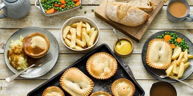 Holland's Pies is recruiting a Meat free Taster to help grow its vegan range