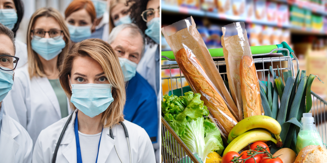 Vegan diet can help prevent pandemics like COVID-19, 300 UK doctors say