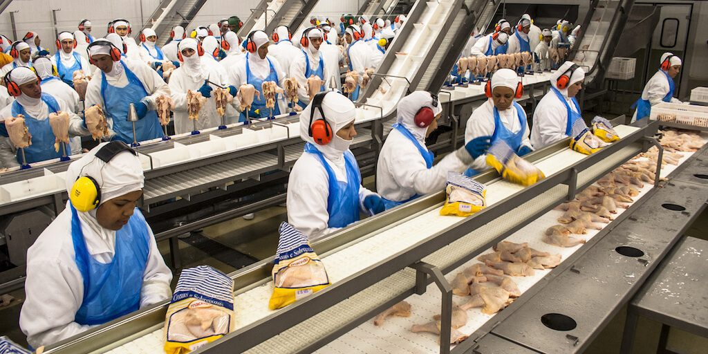 meat workers as plants continue to operate despite COVID-19 spread