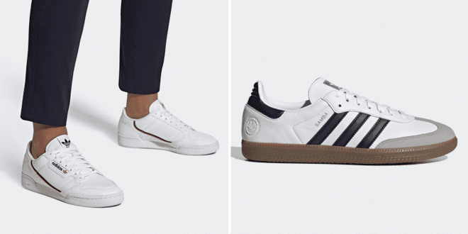 Adidas originals just got a vegan makeover
