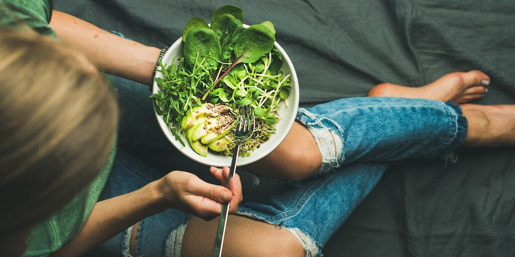 25% of millennial Brits say a vegan diet is more appealing following COVID-19