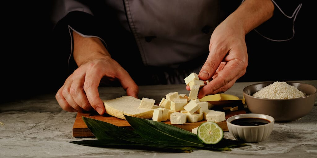 Big meat's COVID crisis gives tofu sales a pandemic boost America