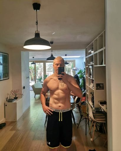 Clinically obese vegan sheds 9 stone after following correct diet and exercise
