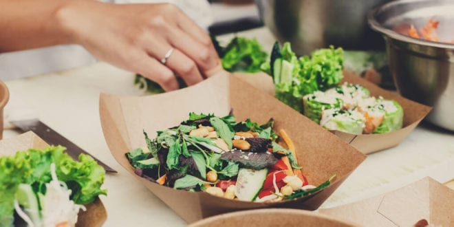 Deliveroo says vegan orders surge by 187% in 2020