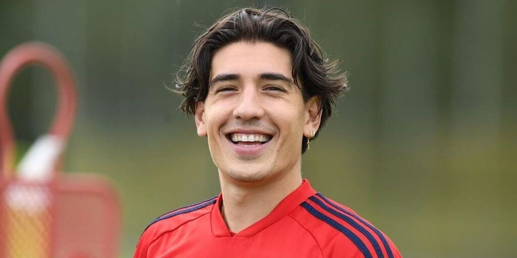 Hector Bellerin promises to plant 3,000 trees for every Arsenal win this football season