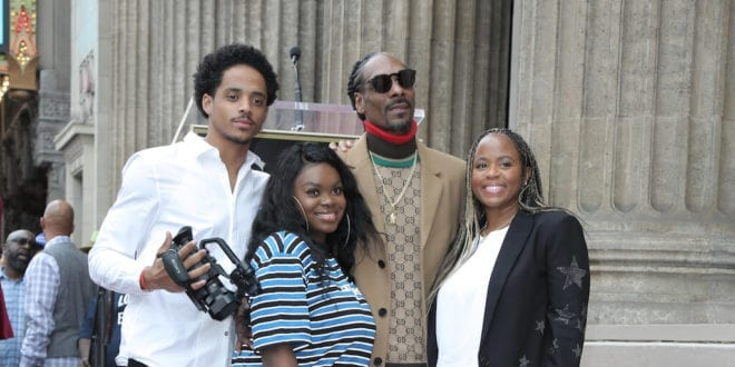 Snoop Dogg reveals how he introduced his family to plant-based meat