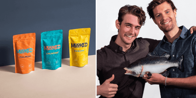 Swedish seafood company to launch world's first plant-based salmon product