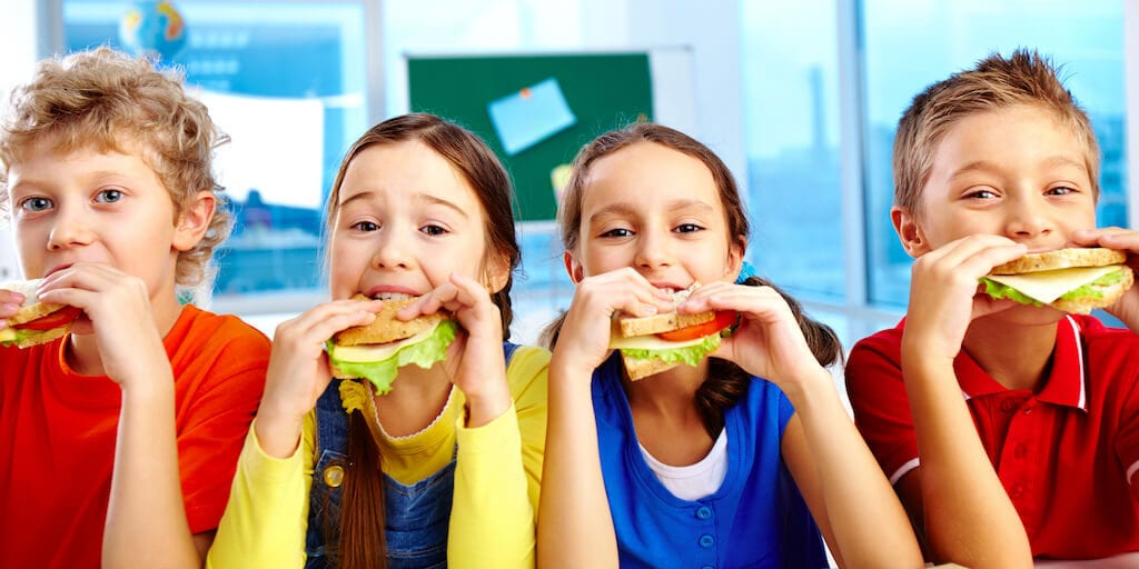 UK government urged to take meat dairy off school menus