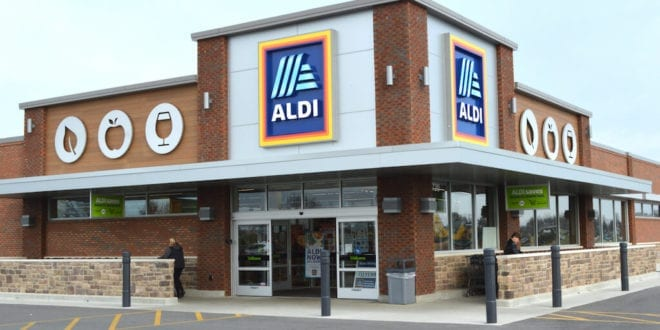 Aldi UK to remove 2.2 billion plastic packaging items 2025