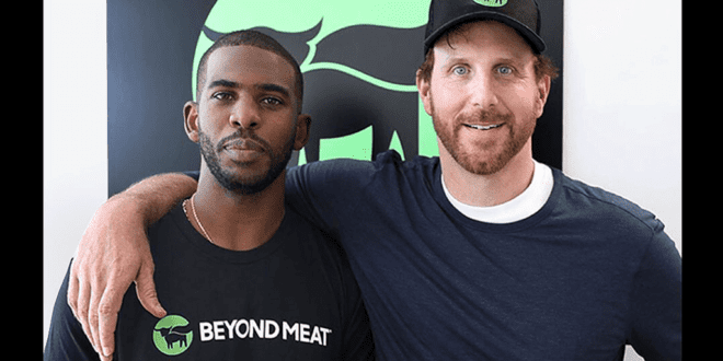 Beyond Meat and NBA Stars team up to fight racial inequality